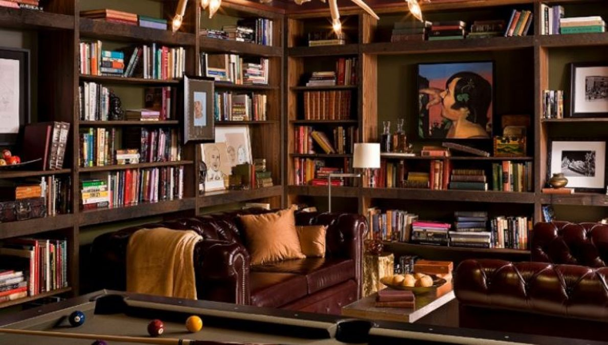 Having a Books reading hobby, so these hotels are for