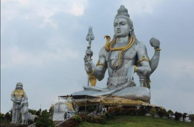 These are the 5 highest and most beautiful sculptures of Lord Shiva, the Tourist crows can spot here