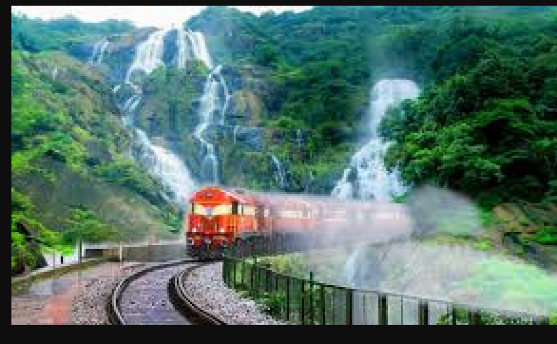 Travel in these beautiful rail routes of the