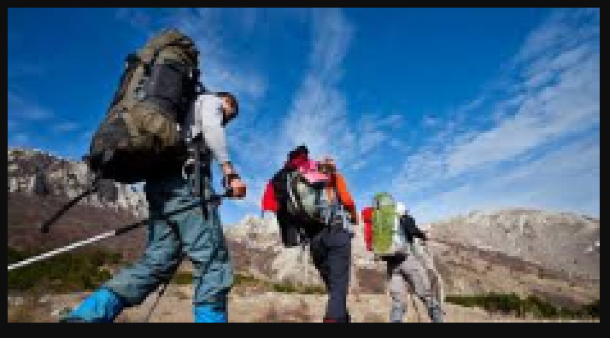 Heres how to prepare yourself to enjoy trekking to the