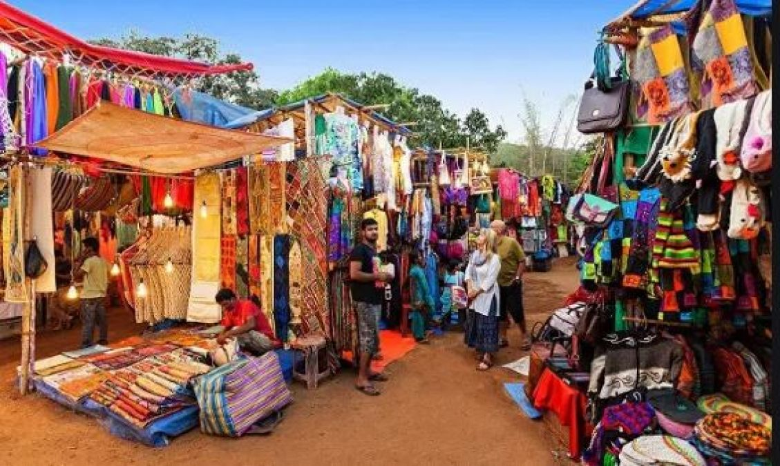 If you are a shopping freak, these markets are for you!