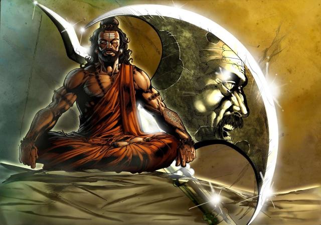 भगवान परशुराम में होते हैं हर और हरि के दर्शन