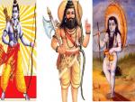 भगवान विष्णु ने त्रेतायुग में लिए थे ये तीन अवतार
