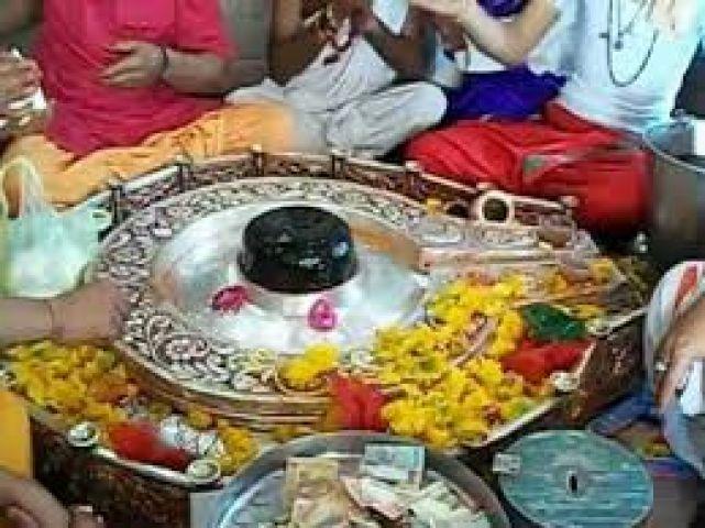 श्री मंगलनाथ में हो रहा भात पूजन, गर्भगृह से पा रहे दर्शन