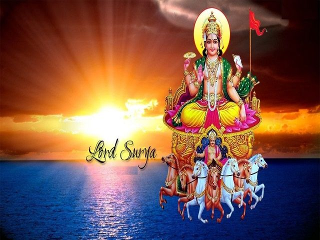 सूर्य देव की कृपा से मिलता है ऐश्वर्य और आनंद
