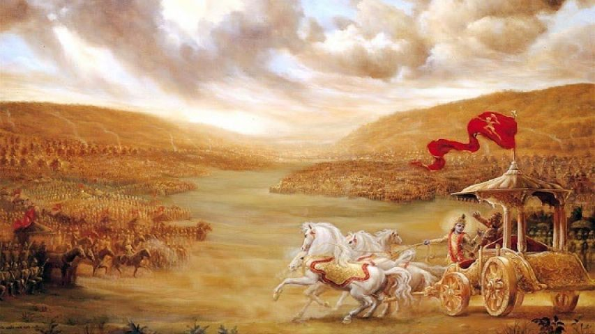 क्या था कारण जब कृष्ण ने अर्जुन को युद्ध लड़ने को कहा