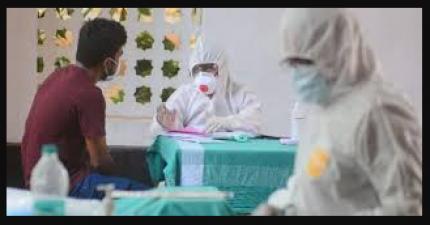 Andhra Pradesh : Recorded highest coronavirus cases, total reach above 9 lakhs