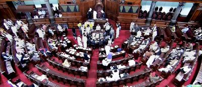 Rajya Sabha ends proceedings after postponing 10 times