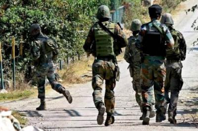 One CRPF soldier get injured in an encounter