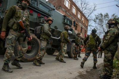 Two terrorists killed in an exchange of fire between security forces and terrorists