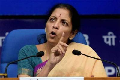 Nirmala Sitharaman rejects US magazine's claim that IAF did not shoot down a Pakistani F-16