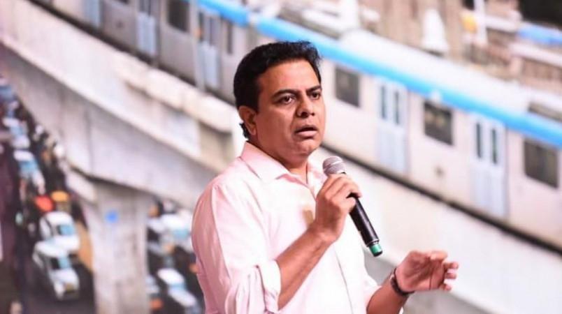 भारत में चिकित्सा उपकरणों के लिए पूंजी के रूप में उभर रहा है हैदराबाद: उद्योग मंत्री केटी रामाराव