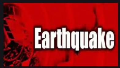 On today morning, 5.0 Magnitude earthquake shaken India's this region