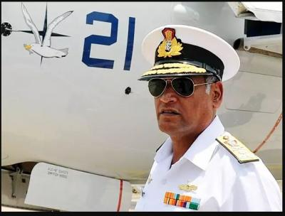 Vice Admiral Bimal Verma moved SC against his suspension and appointment