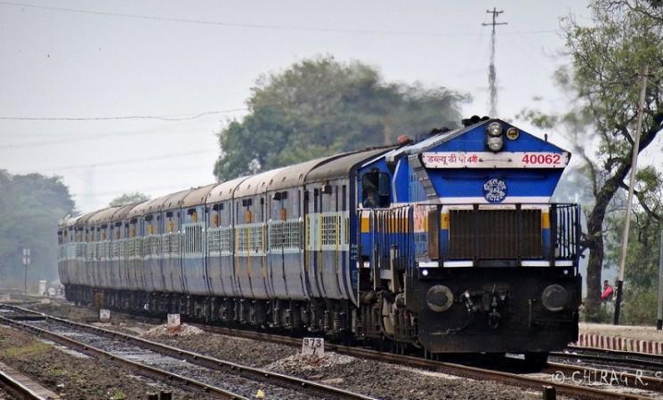 हबीबगंज-जबलपुर इंटरसिटी ट्रैन सेवाएं फिर हुई शुरू