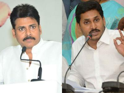 Pawan Kalyan and Jagan Reddy to Conduct last day of Election Campaign