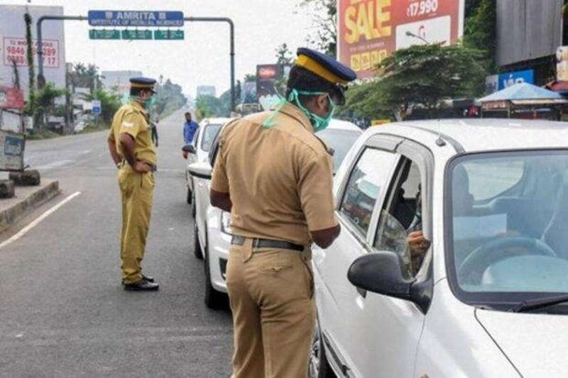हैदराबाद में नियमों का उल्लंघन और मास्क न लगाने पर 1000 तक का है जुर्माना