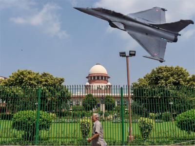 SC Pronounce verdict on objections raised by Centre in Rafale Fighter jet deal, Today