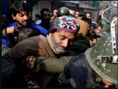Separatist leader Yasin Malik shifted to Tihar Jail ahead of hearing in NIA court