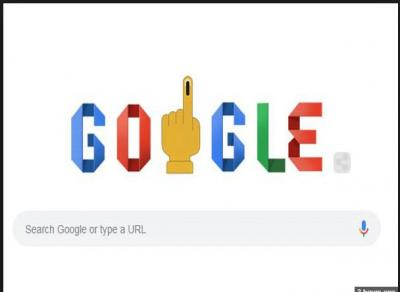 Google made an informative Doodle for the first phase of LS voting
