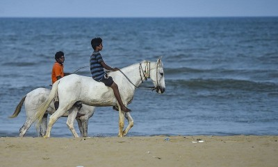 Chennai: Surging Covid-19 cases compel beaches to stay shut on weekends until further notice