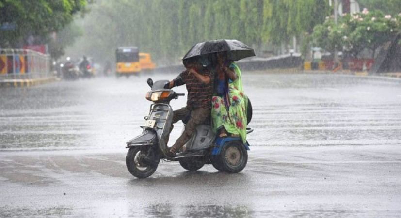 मध्यप्रदेश के इन 6 जिलों में जारी हुआ यलो अलर्ट, बारिश के साथ गिर सकती है बिजली