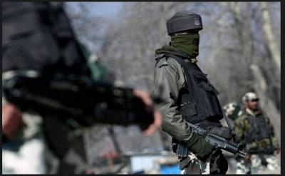 Two terrorists killed in an encounter between Security forces and terrorists