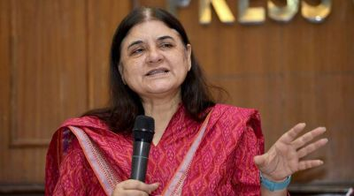Maneka Gandhi proposes death penalty for child molestation