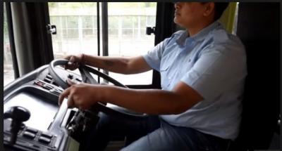 Delhi got its first woman bus driver in Delhi Transport Corporation