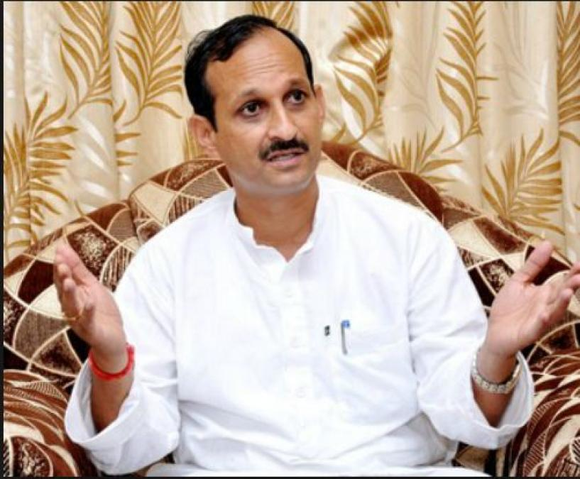BJP leader stroked controversy for using cuss words against Rahul Gandhi...watch video inside
