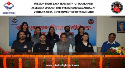 Raj Khatri breaks new ground in Uttarakhand as MISSION FIGHT BACK marks another milestone