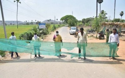 Nizamabad: People Imposed self lockdown in villages and mandal