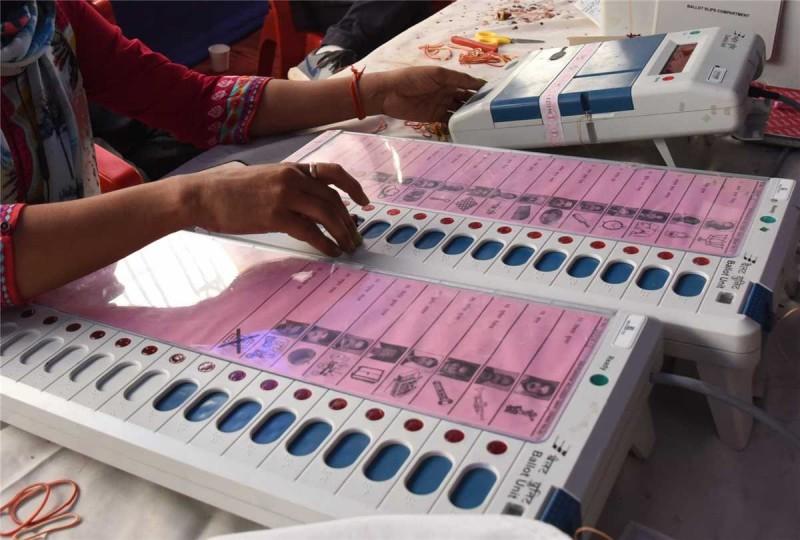 तिरुपति के  2470 पोलिंग बूथ पर मतदान हुए शुरू