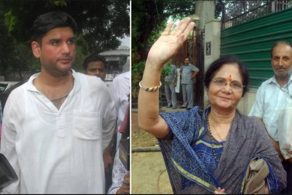 Former CM's son Rohit Tiwari found suspicious death, his mother's made a shocking statement