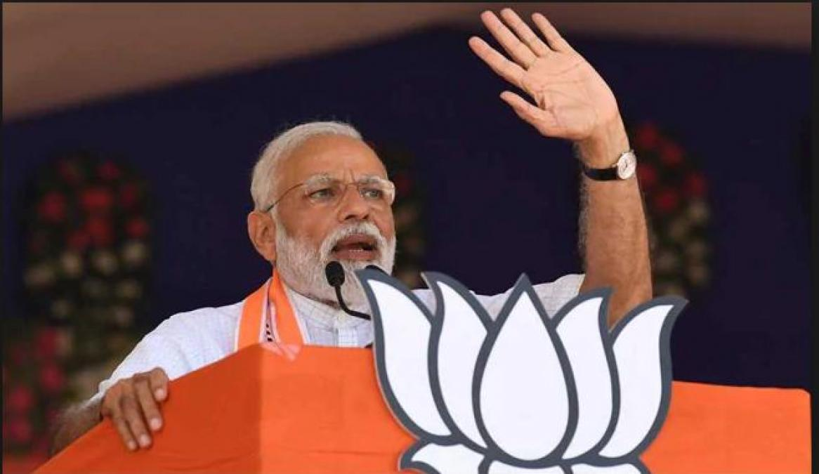 PM Modi tweets on the day of the second phase of Polling…read tweet inside