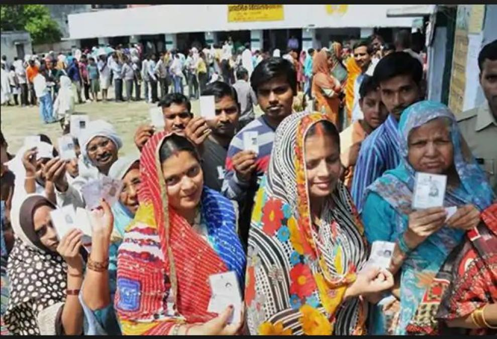 2nd Phase of Polling begins in 95 seats from 11 States, included Jammu and Kashmir sensitive Zone