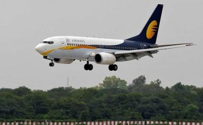 Jet Airways cancels all domestic and international flights