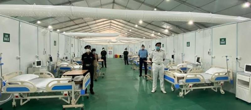 इन तीन शहरों में कोविड अस्पताल की स्थापना करेगा DRDO