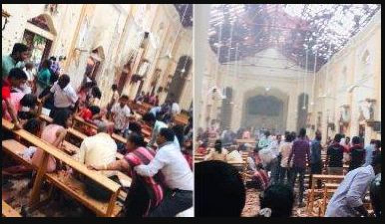 Two Indian political leaders died in Srilanka's serial blasts; MEA confirmed