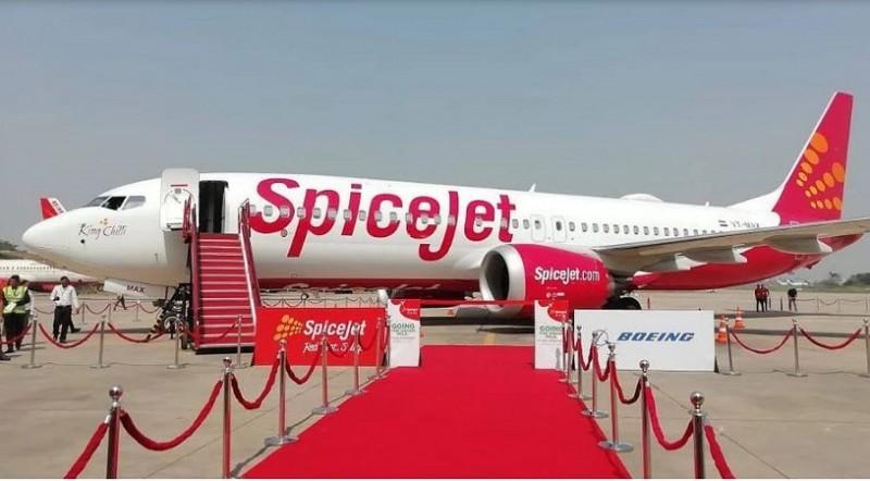 स्पाइसजेट मुंबई हवाई अड्डे पर ग्राउंडहैंडलिंग ऑप्स का हिस्सा हुआ आउटसोर्स