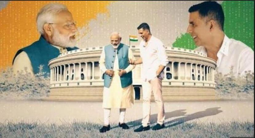 Some major lessons from PM Modi's open Talk with Akshay Kumar that should admire