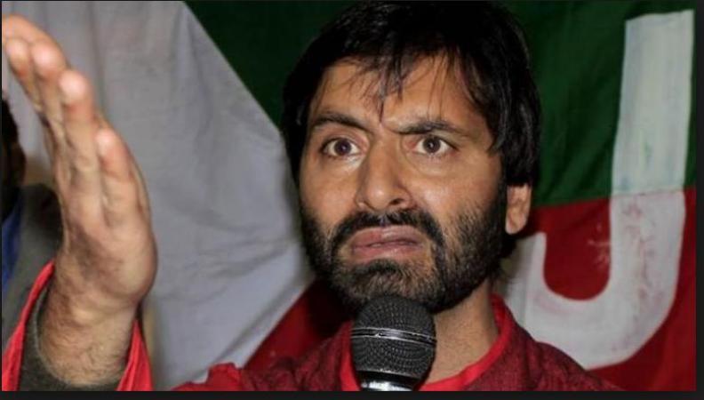 Patiala House Court sends JKLF chief Yasin Malik to judicial custody