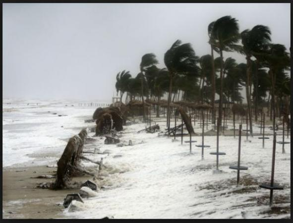 Cyclonic storm over the Bay of Bengal, Tamil Nadu and Puducherry on high alert