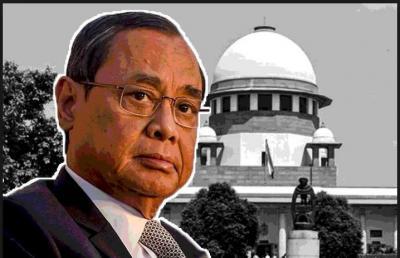 CJI Gogoi Sexual harassment case: SC asked veracity of the affidavit