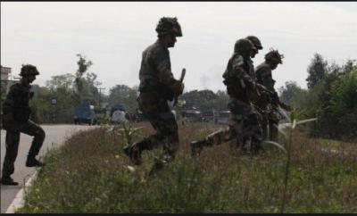 Two terrorists killed in encounter in South Kashmir's Anantnag District