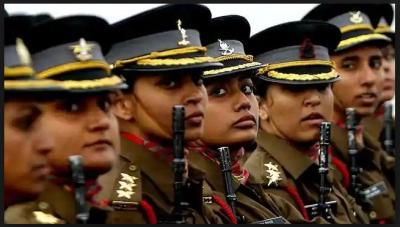 First Time in History, Indian Army invited application from Women for the jobs in Military
