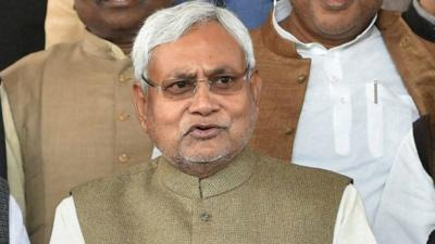 Nitish Kumar's strange appeal to Bihar's women during an election campaign