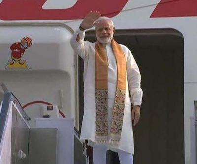 PM Modi leaves for Informal summit