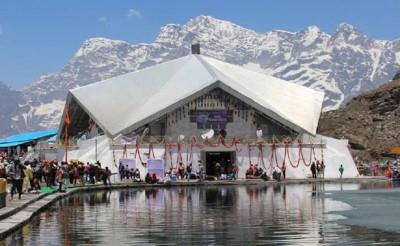 Uttarakhand's Shri Hemkunt Sahib Yatra called off due to COVID surge in nation