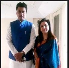 Tripura CM's Wife filed for a divorce in a Tiz Hazari Court
